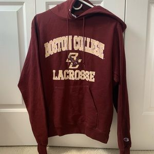 Boston College Lacrosse Sweatshirt